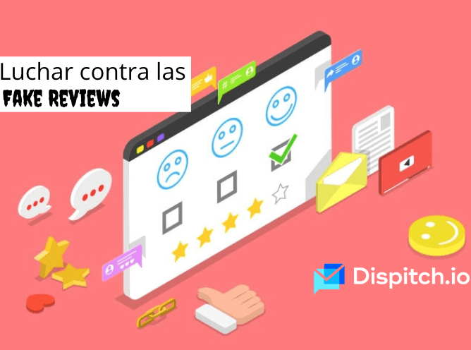 eliminar fake reviews con comunicación